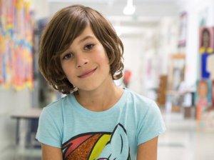 trans kid
